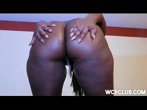 Thick Ebony Amateur Dick Ride