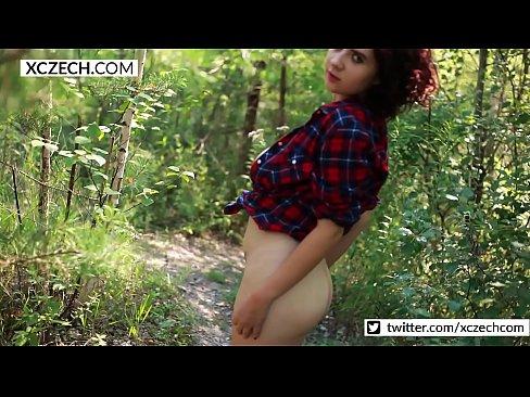 Hot redbone girl nude