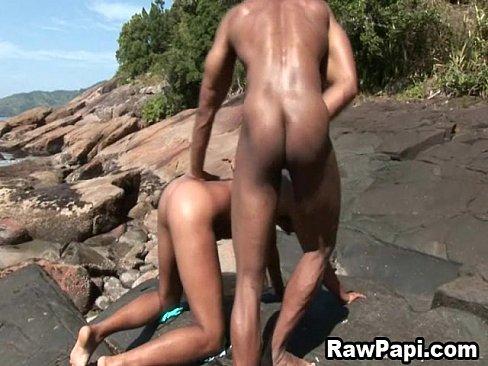 Amazing bareback