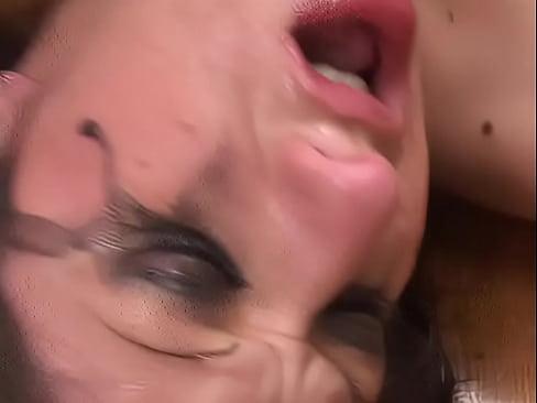 Fuck face violent clips