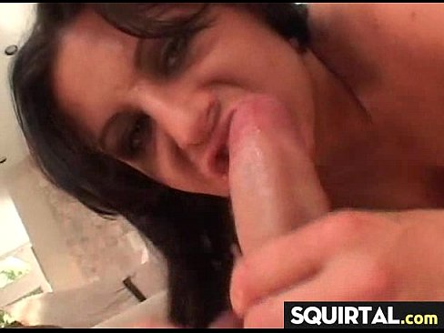 Made her awesome squirt 5