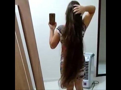 Long hair beautiful babes dance and hair play 2015XXX Sex Videos 3gp