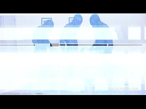 You Gotta See This! Cristina Tess & Samantha Joons Big Black Cock Orgy!