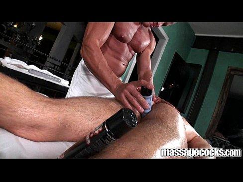 Massagecocks Deep Sexual Massage