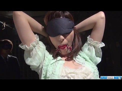 Obedient Milf Kanako Iioka Enjoys Rough Toy Porn