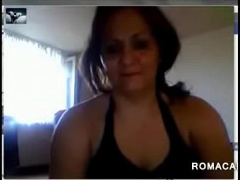 Hulya Huelya  Turkish Hot milf with Huge Nice boobs Dirty tits on Webcam