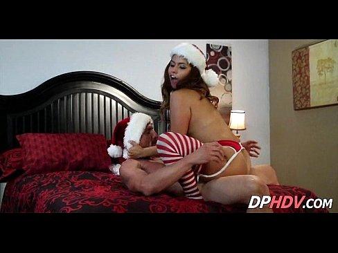 Fucking Around the Christmas Tree 4 2