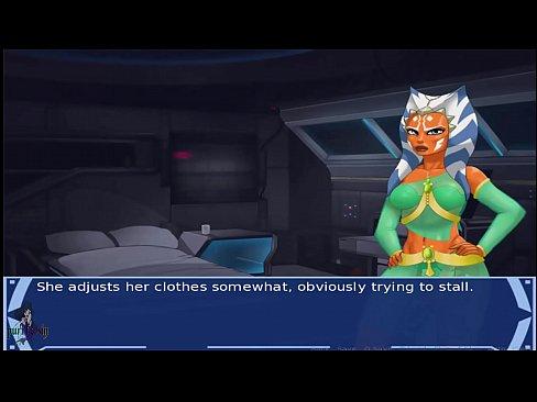 Star Wars Orange Trainer Part 13