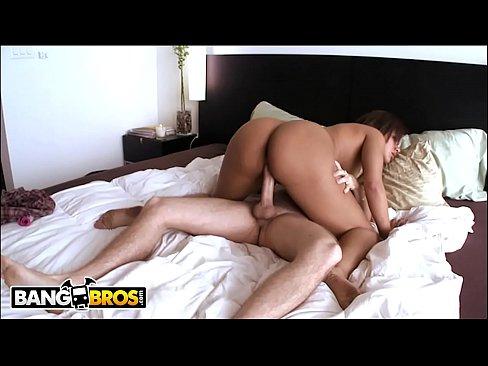 BANGBROS – Dominican Babe Catalina Taylor Drops Her Sexy Latina Ass On A Big Cock
