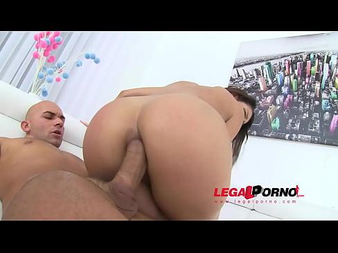 Samia Duarte Back To Studio For DAP (big Butt Slut Hard Anal) SZ646