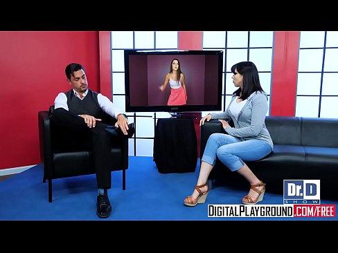 DigitalPlayground – Wild Teen Talk Show starring Lily Adams and Ryan Driller