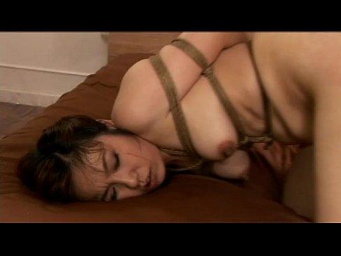 XVIDEO 巨乳人妻束縛調教ハメ撮りセックス