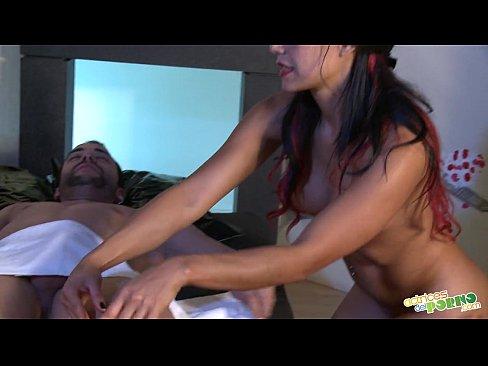 Masajito con follada – Latina suck & fuck, full scene