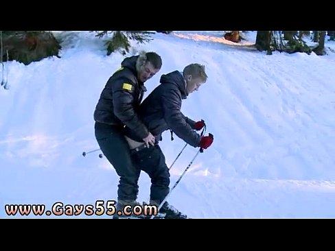 Gay ski sex