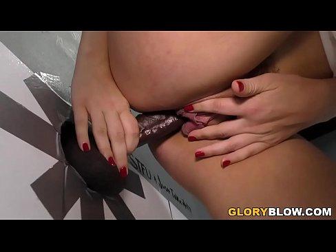 Giselle Palmer Sucks And Fucks BBC – Gloryhole