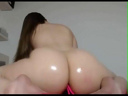 Big ass dildo fuck