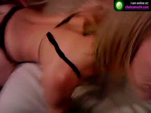 HD Blonde gets fucked on webcam