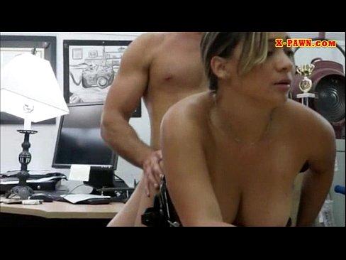 Busty officer videos