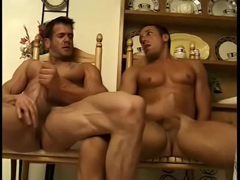 video porno gay padre masturbandose
