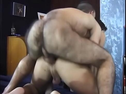 Hairy arse gay porn
