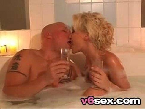 Porn Sex In The Bath