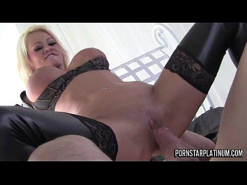 Sexy Ass Russian Pornstar Takes A Big Dick