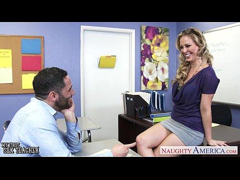 Busty sex teacher Veronica Avluv fucking's Thumb
