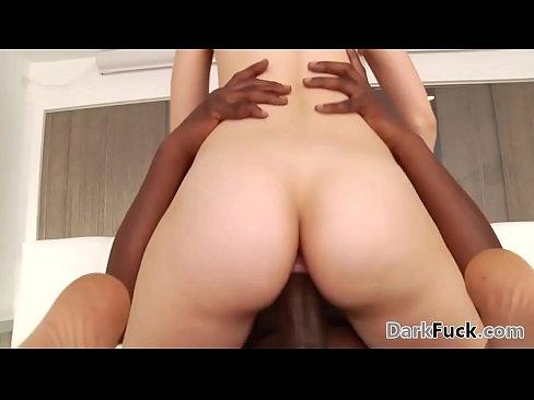 Young Ebony Teen Tribbing