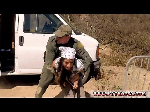 Cop stripper juicy latin smuggler mercedes
