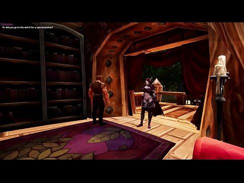 Whorecraft 2 (Tails of Azeroth) Chapter 1 Episode 2 PART 4 – 4 HDXXX Sex Videos 3gp