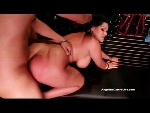 Angelina Castro análny sex