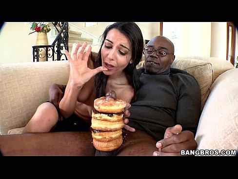 donut shop blowjob