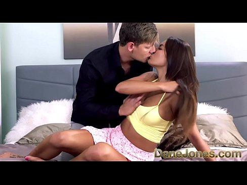 Blonde dane jones gets creampied her boyfriend