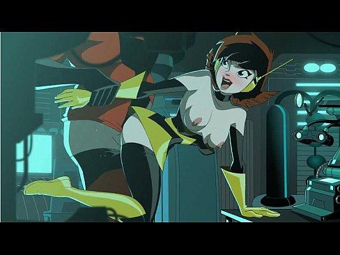 Wasp avengers hentai zone-42732