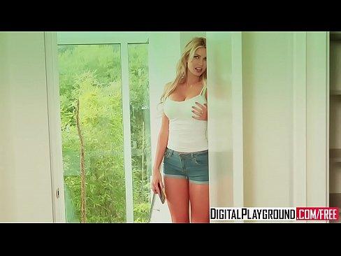 DigitalPlayground – (Gigi Allens, Jayden Cole) – Girl in Trouble