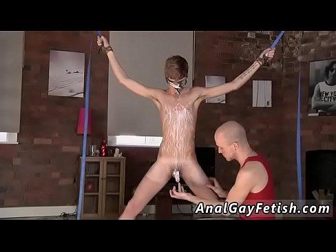Guy bondage porn