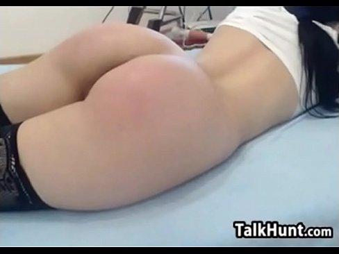 Teasing ass