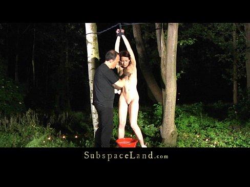 Бдсм видео в лесу сообщения