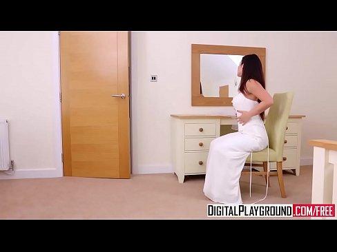 DigitalPlayground - The Wedding Pact Ella Hughes and Eva Lovia and Luke Hardy's Thumb