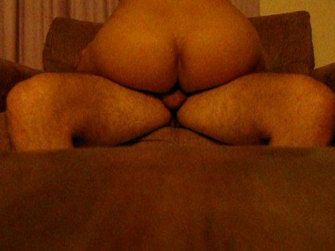 Ebony Big Tits Creampie