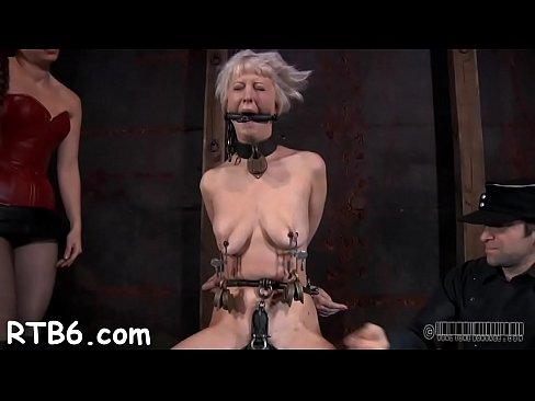 Big boobs blonde milf claire creampied