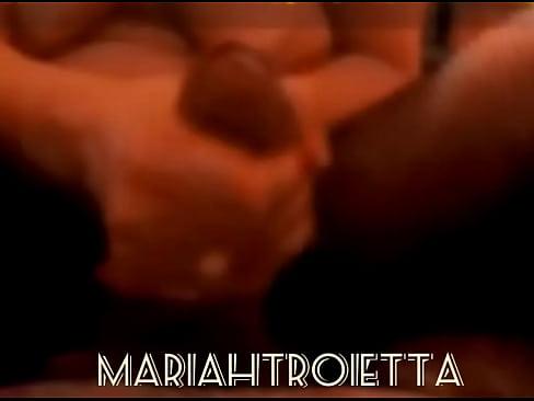 mariah feet and handjob