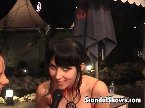 Sexy striper porn