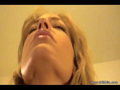 milf fucking cums and cums