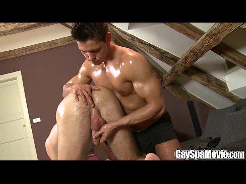massage my ass on gay spa movie