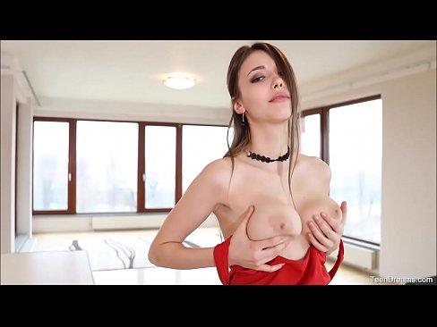 Sexy Busty Mila Azul Hot Pussy Finger Fucks
