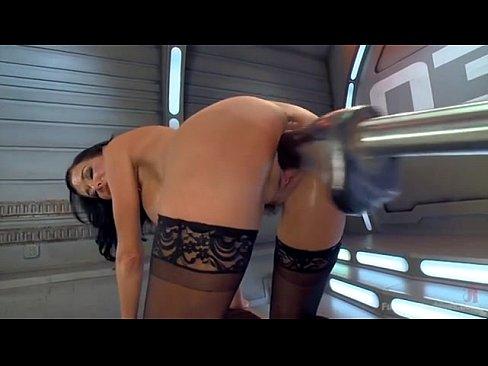 Fucking machine squirt