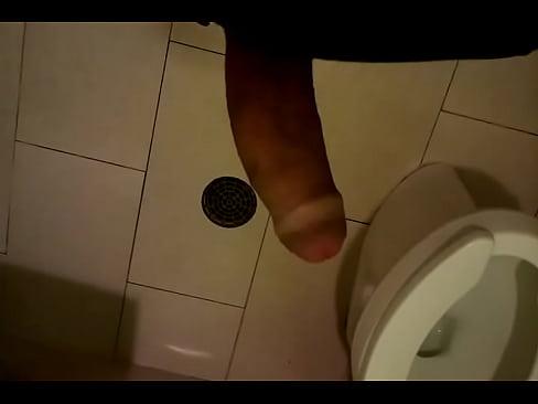 Restroom Jerk Off