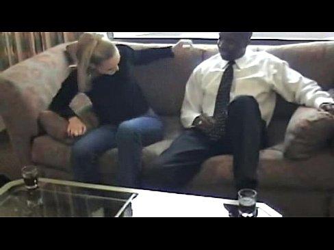 girlfriend interracial creampie