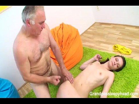 Старик Отымел Порно